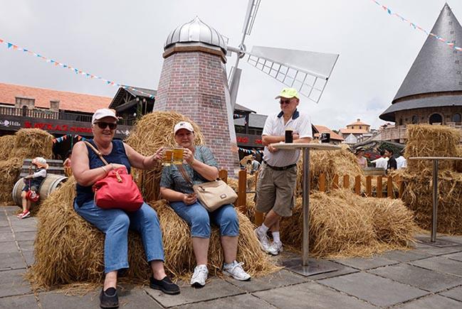 Lễ hội mùa thu ở Pháp: Dijon International ẩm Fair