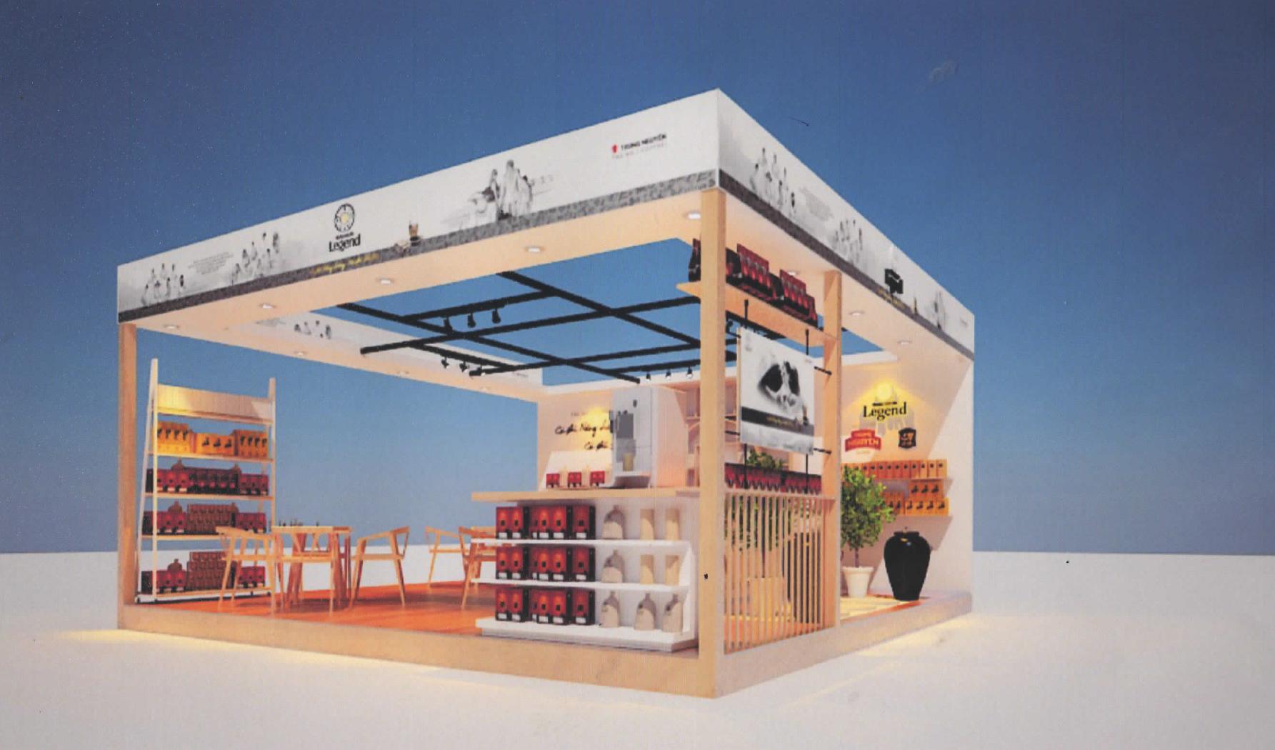 Công ty thi công gian hàng hội chợ triển lãm tphcm