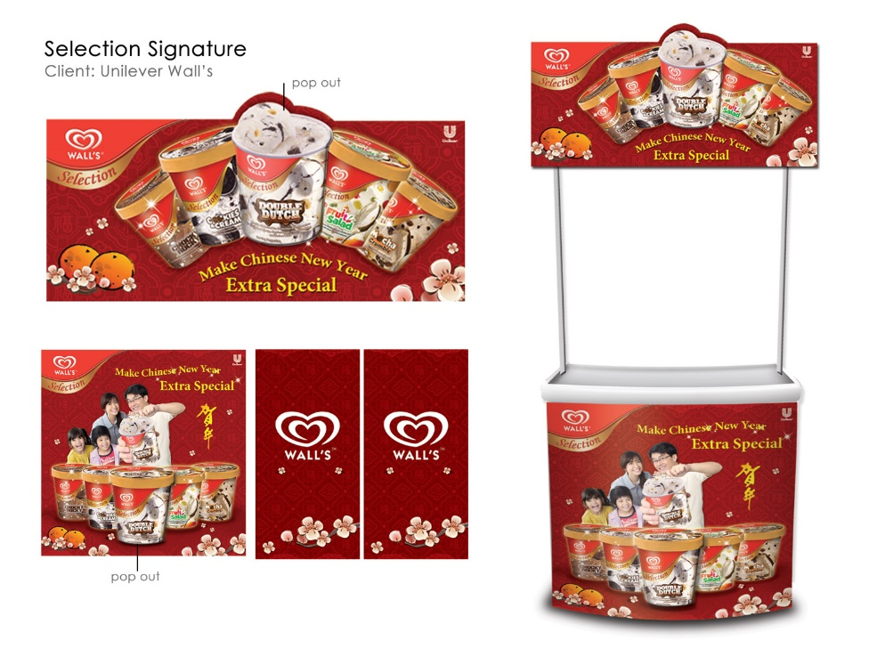 Sản xuất sampling booth design