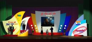 Thiết kế sân khấu 3D