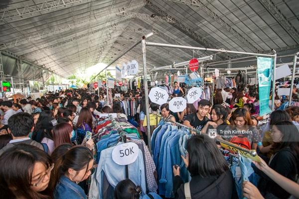 5 hội chợ cuối tuần hót nhất Sài Gòn