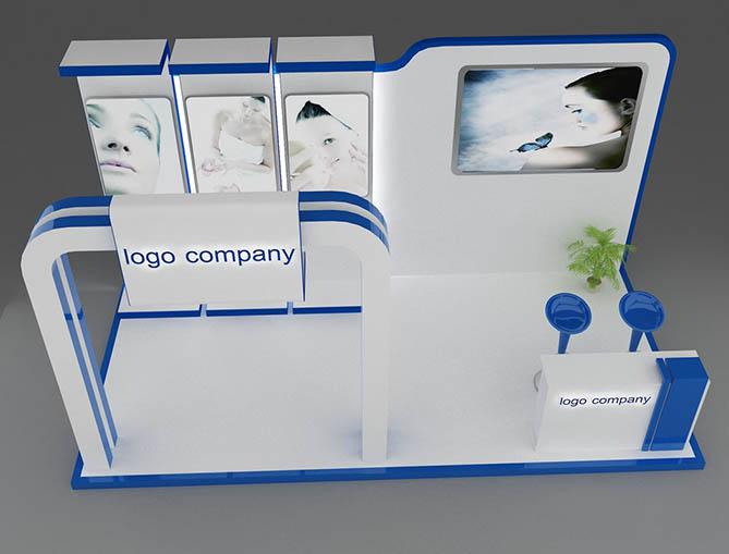 Booth quảng cáo, phương tiện truyền thông hiệu quả02